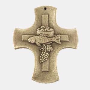 Echt Bronze christlicher shop