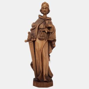 """Holzschnitzerei """"Heilige Justizia"""" religiöse geschenke christlicher shop"""